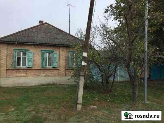 Дом 80 м² на участке 6 сот. Моздок
