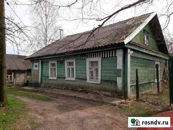 Дом 56.8 м² на участке 9.5 сот. Угловка