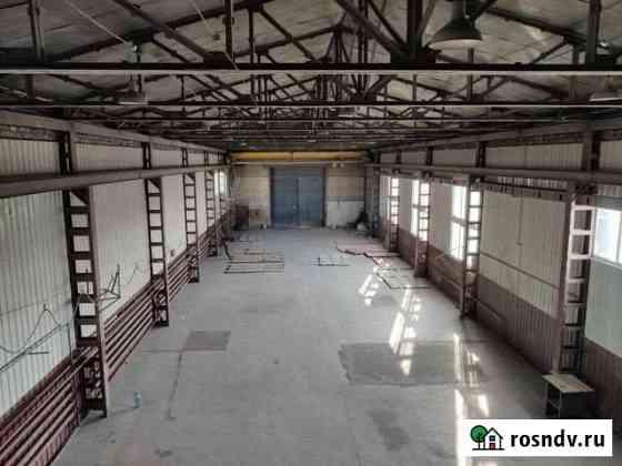 Теплый склад с кран-балкой, 900 кв.м Калининград