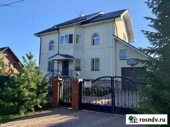 Коттедж 350 м² на участке 10 сот. Култаево