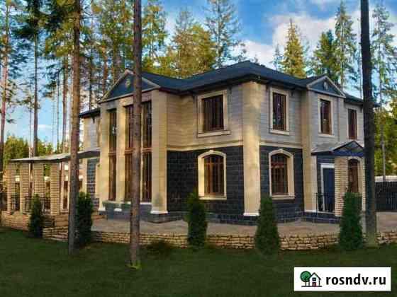 Коттедж 320 м² на участке 20 сот. Зеленогорск