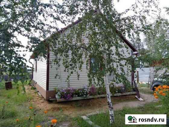 Дом 50 м² на участке 10 сот. Якутск