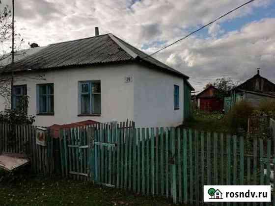 Дом 60 м² на участке 40 сот. Чулым