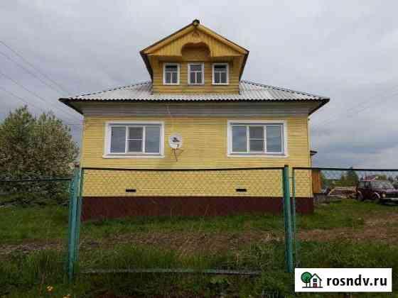 Дом 62.3 м² на участке 9.1 сот. Обозерский