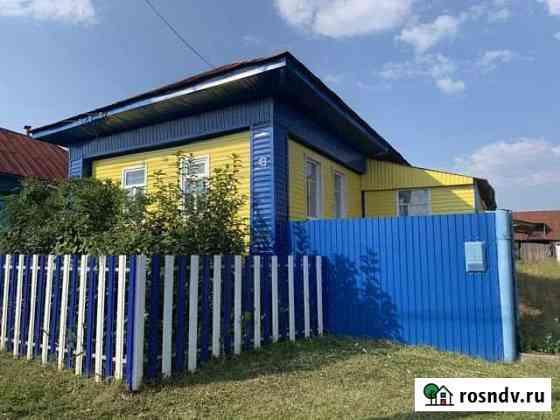 Дом 33.3 м² на участке 18 сот. Большеустьикинское