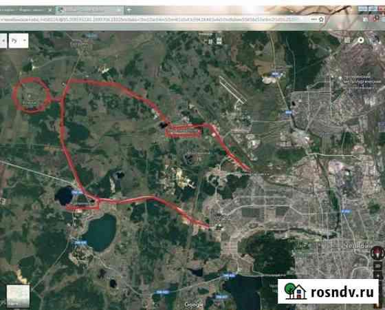 Участок 9 сот. Челябинск