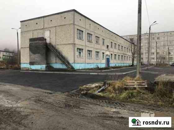 Продам здание 1.800 кв.м Кировск