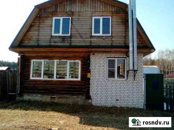 Дом 70 м² на участке 15 сот. Тумботино