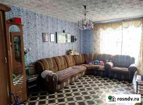 3-комнатная квартира, 66 м², 1/3 эт. Карымское