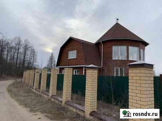 Дом 130 м² на участке 12 сот. Караваево