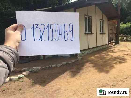 Дом 24 м² на участке 6 сот. Красная Долина