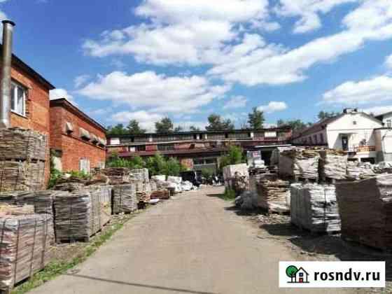 Тогово-складская база 3014.3 кв.м. в Курске Курск