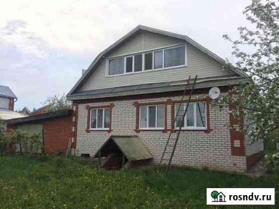 Дом 90 м² на участке 25 сот. Лысково