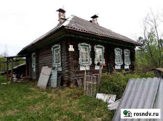 Дом 50 м² на участке 40 сот. Шахунья