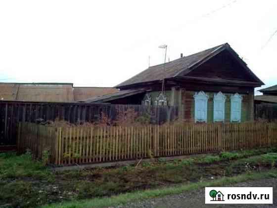 Дом 50 м² на участке 100 сот. Усть-Ордынский