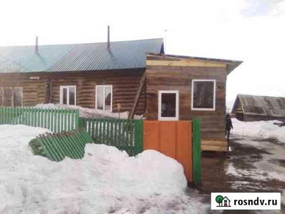 Дом 30 м² на участке 20 сот. Целинное
