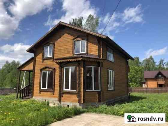 Дом 140 м² на участке 12 сот. Струнино