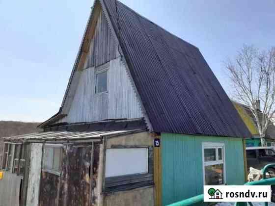 Дача 50 м² на участке 10 сот. Петропавловск-Камчатский