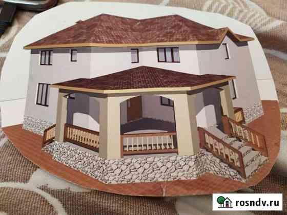 Дом 132 м² на участке 6 сот. Махачкала