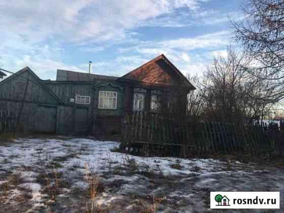 Дом 60 м² на участке 40 сот. Тургенево