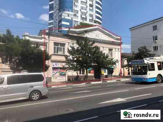 Отдельно стоящее здание, торговое, ресторан, клини Новороссийск