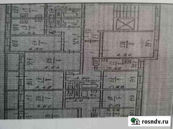 3-комнатная квартира, 65 м², 5/5 эт. Печора
