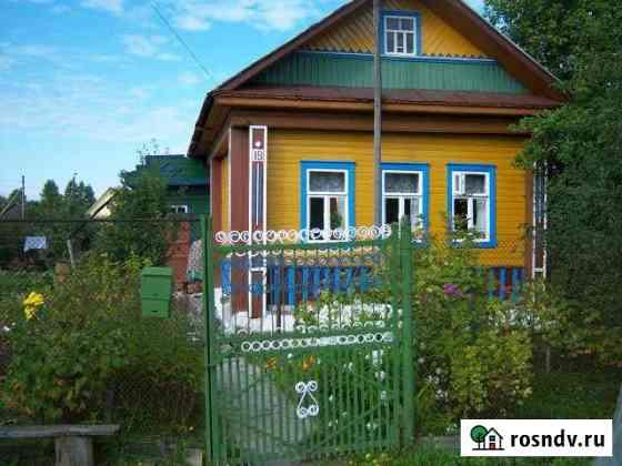 Дом 63 м² на участке 8 сот. Островское