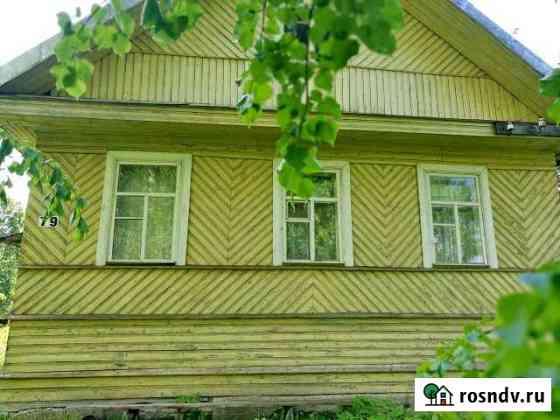 Дом 35 м² на участке 12 сот. Парфино
