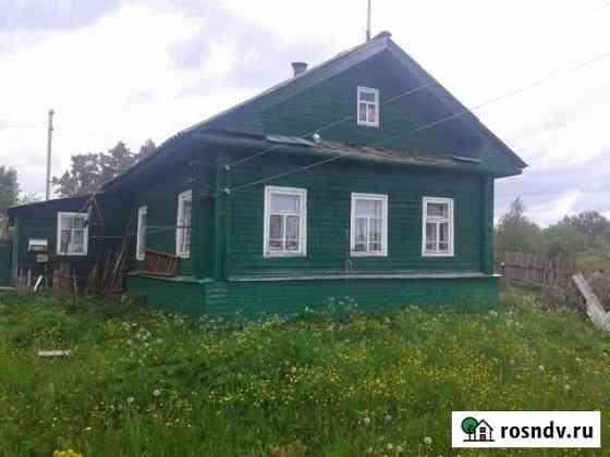 Дом 54 м² на участке 12 сот. Белозерск