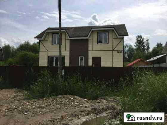 Дом 140 м² на участке 7 сот. Боровичи