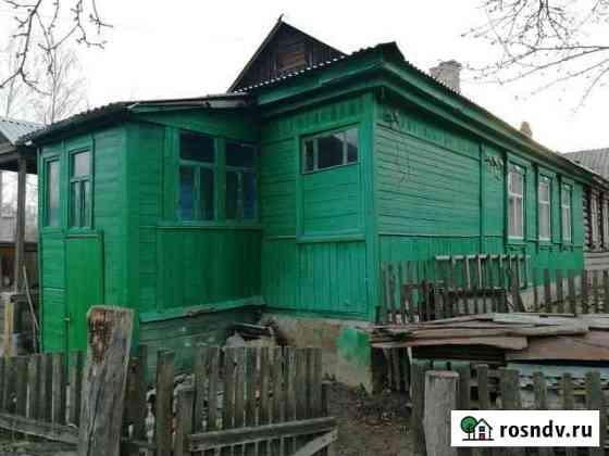 Дом 30 м² на участке 10 сот. Спасск-Рязанский