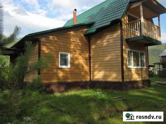 Коттедж 102 м² на участке 15 сот. Горно-Алтайск