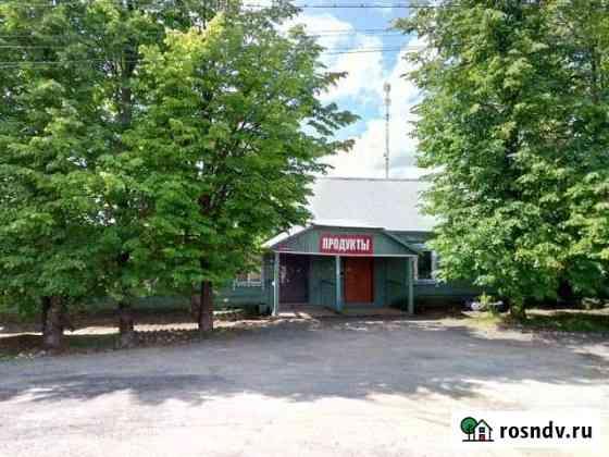 Продам здание под магазин с земельным участком Пречистое