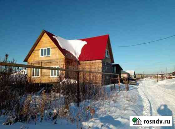 Дом 140 м² на участке 6 сот. Серов