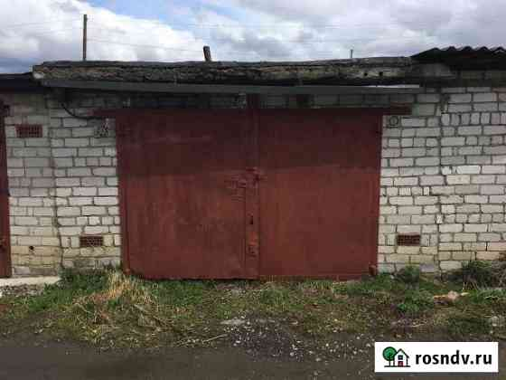 Гараж 24 м² Заводоуковск