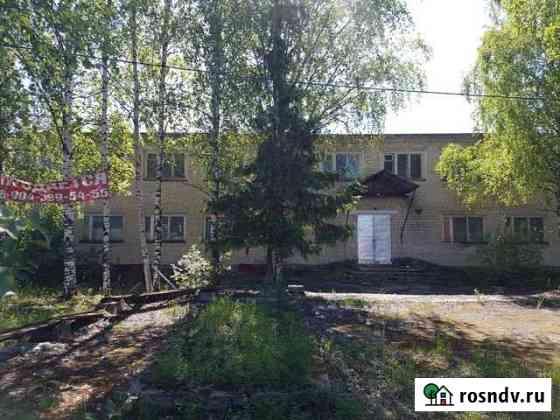 Нежилое двух этажное здание Семенов