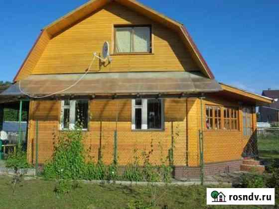 Дом 122 м² на участке 15 сот. Сясьстрой