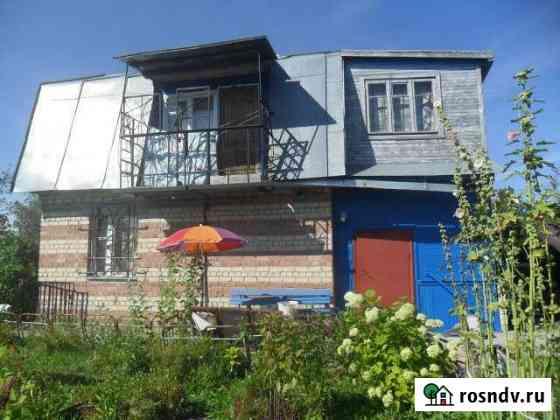 Дом 57.3 м² на участке 15 сот. Караваево