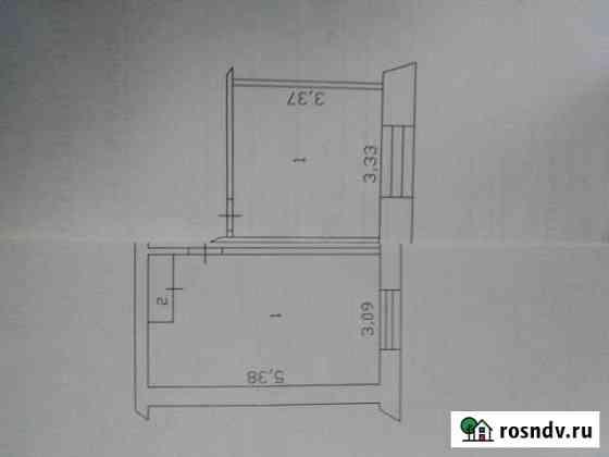 Комната 28 м² в 2-ком. кв., 6/9 эт. Тобольск