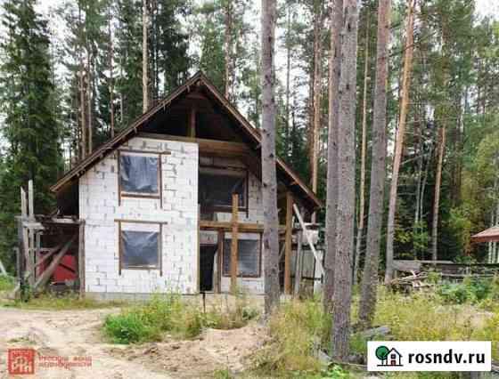 Дом 140 м² на участке 12 сот. Зеленогорск