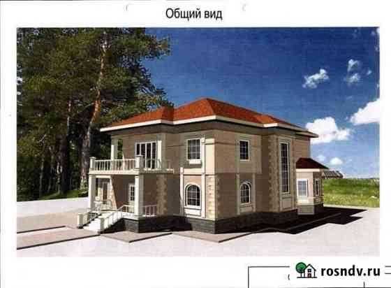 Дом 397 м² на участке 24 сот. Новопетровское