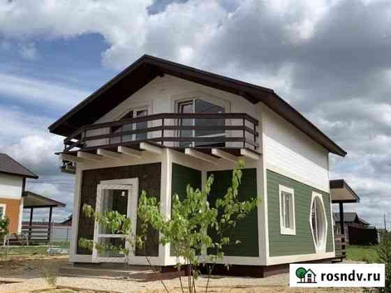 Дом 120 м² на участке 12 сот. Балабаново