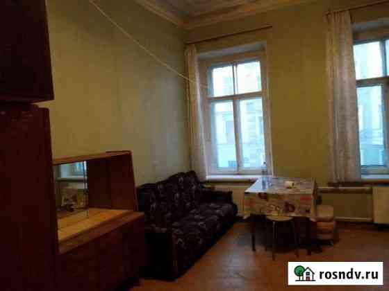 Комната 19.5 м² в 4-ком. кв., 2/5 эт. Санкт-Петербург