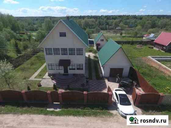 Дом 162 м² на участке 15 сот. Балабаново