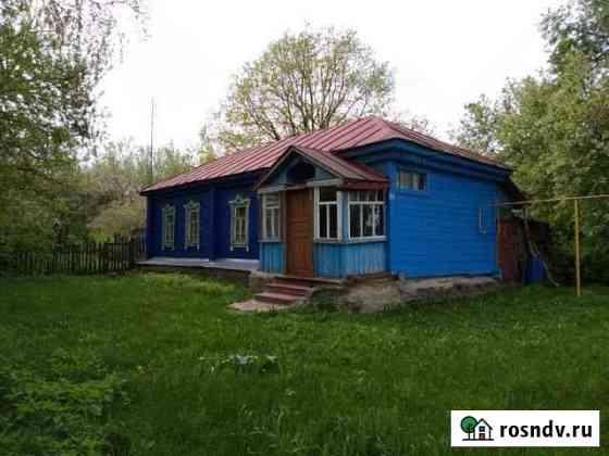 Дом 50 м² на участке 45 сот. Сараи