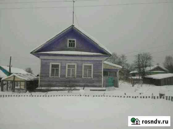 Дом 130 м² на участке 9 сот. Красноборск