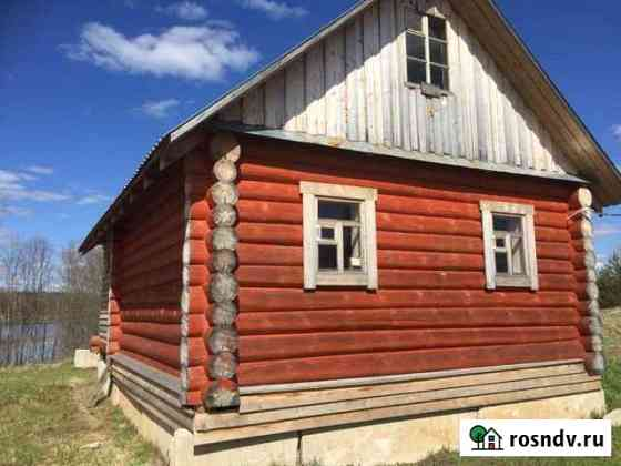 Дом 76 м² на участке 14 сот. Кириллов