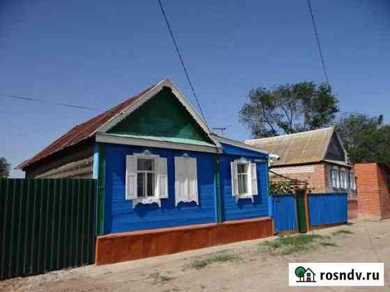 Дом 50 м² на участке 7 сот. Астрахань