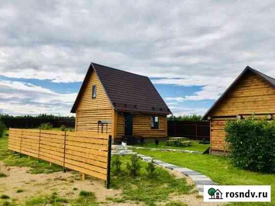 Дом 100 м² на участке 30 сот. Смоленск