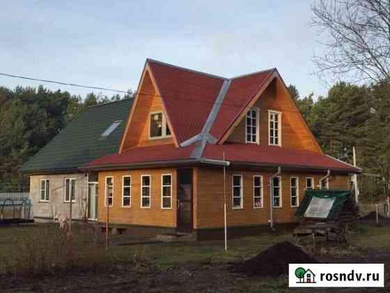 Дом 250 м² на участке 15 сот. Гдов